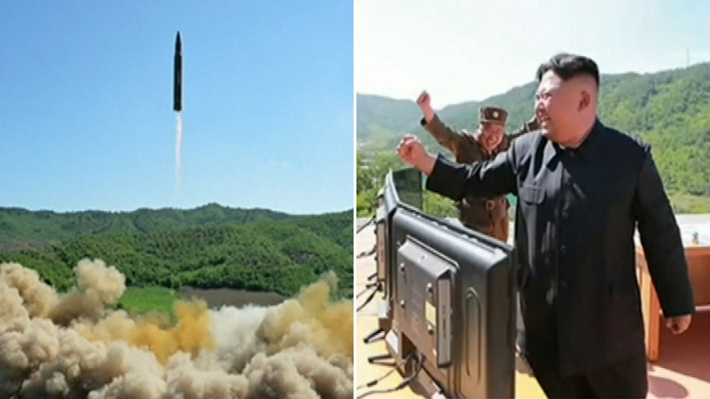 North Korea fired intercontinental ballistic missile, initial assessment shows