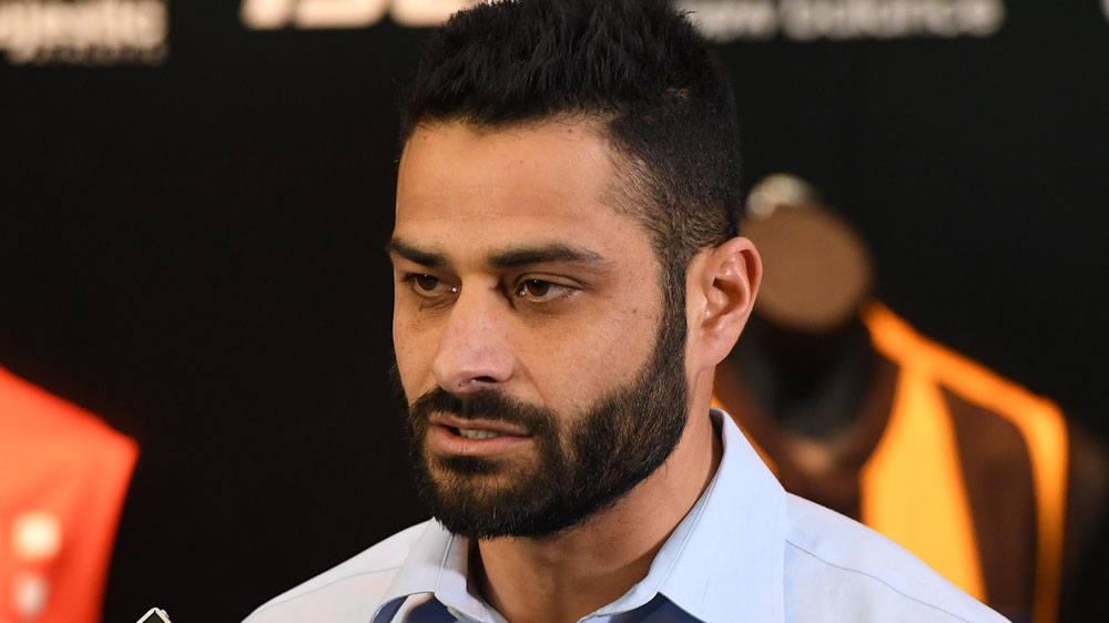 AFL's Fahour to plead guilty to strike