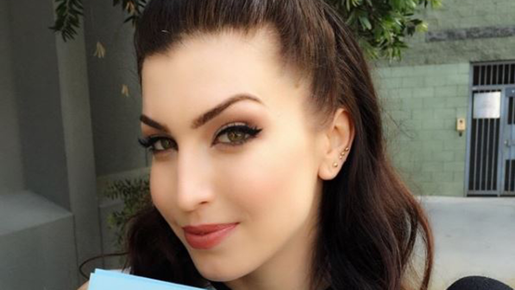 Stevie Ryan rose to fame for her comedy skits and impressions on YouTube. (Instagram/@stevieryan)
