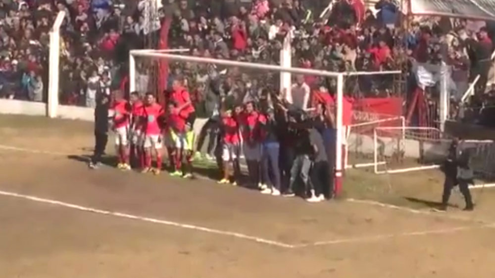 Paulo Dybala scores 'impossible free-kick' in charity match