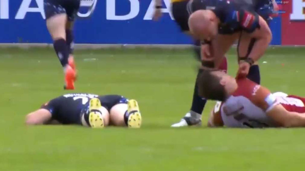 Super League player Jamie Acton faces eight-match ban for lifting hurt Greg Bird following on field collision