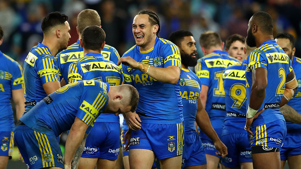 Peter Sterling explains why the Parramatta Eels are heading for first NRL finals appearance in eight years