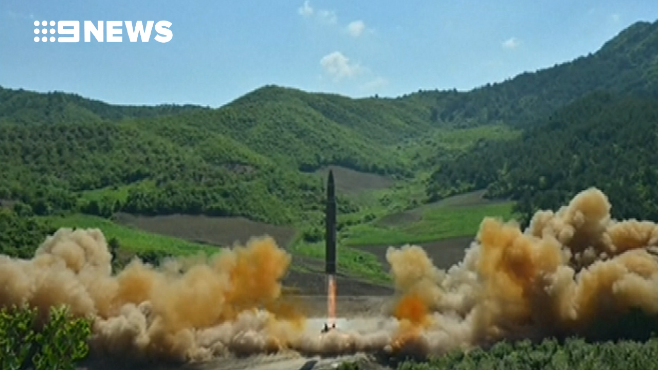 North Korea says it has successfully tested an inter-continental ballistic missile
