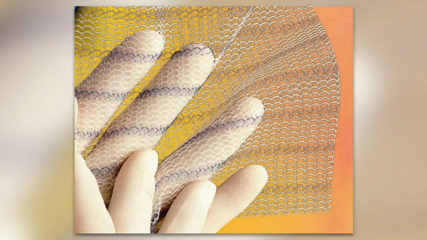 A class action lawsuit has been launched after hundreds of women claimed a mesh implant gave them excruciating pain.