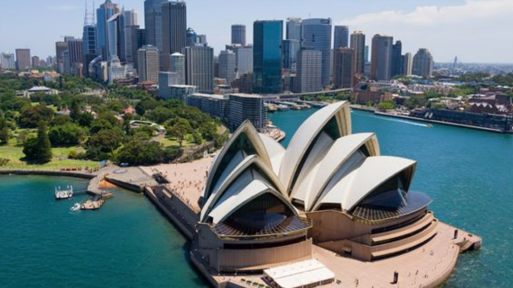 Sydney temperature warms at fastest levels in 23 years