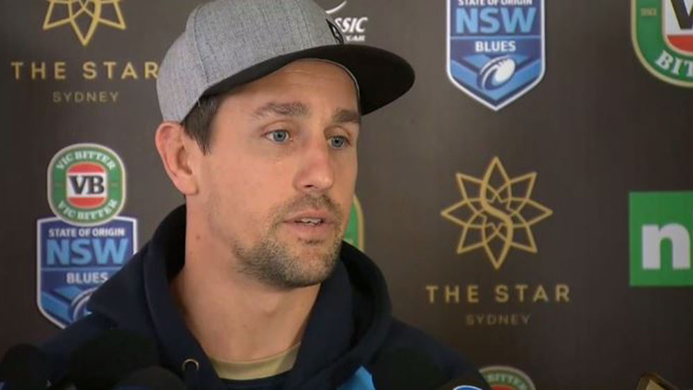 State of Origin: Mitchell Pearce admits Andrew Johns' comments justified
