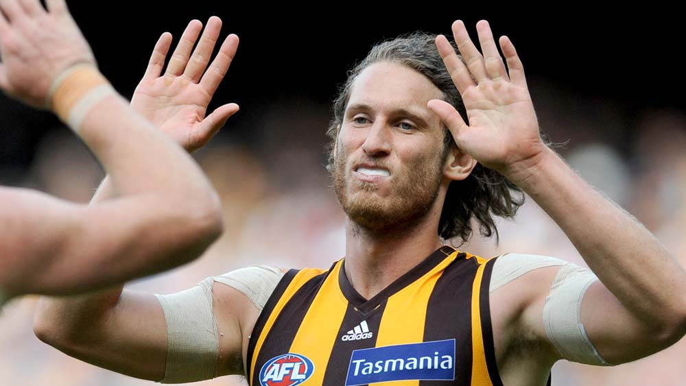 Hawthorn player Tyrone Vickery has been arrested.