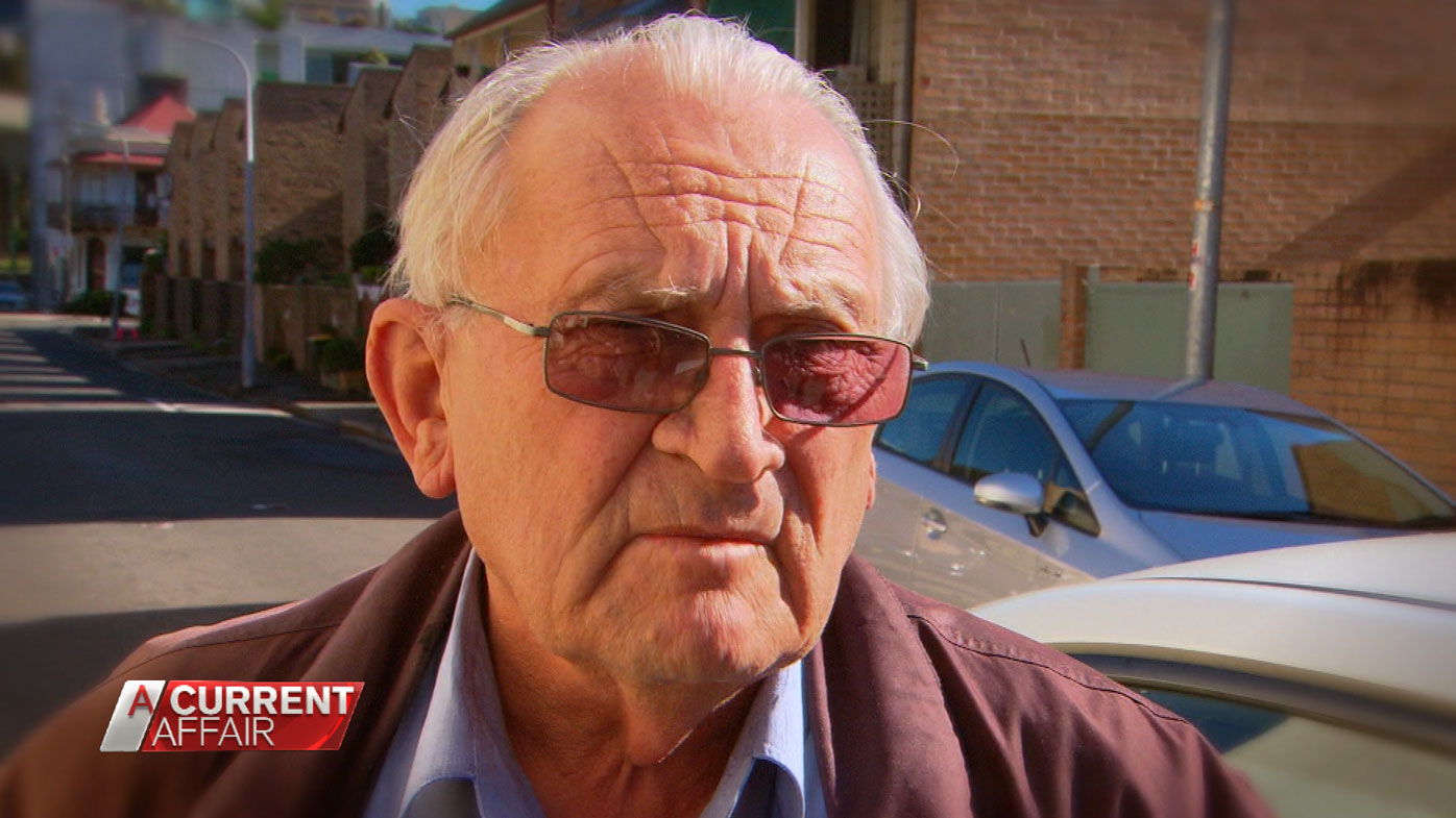 Cab driver Hugh Campbell was allegedly assaulted and robbed by passengers.