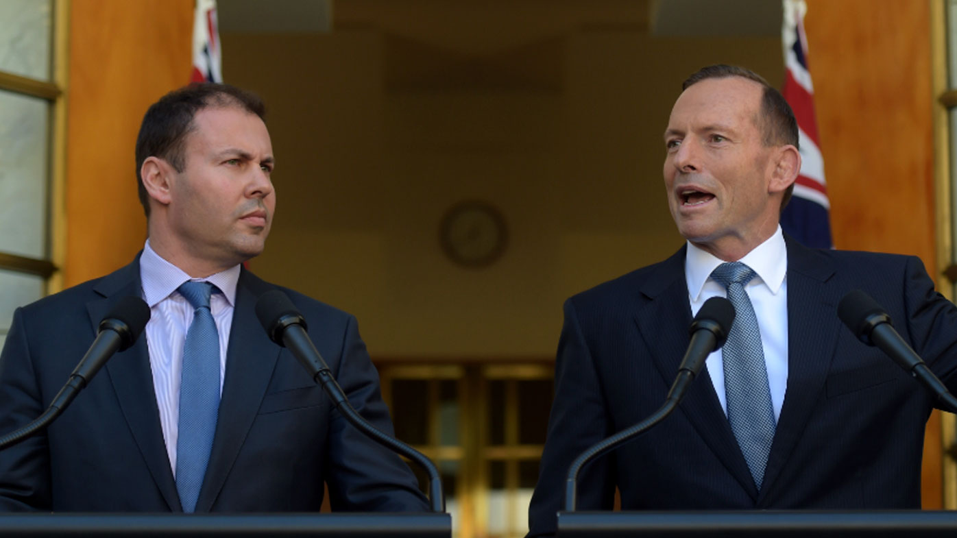 Minister urges Abbott to stop sniping