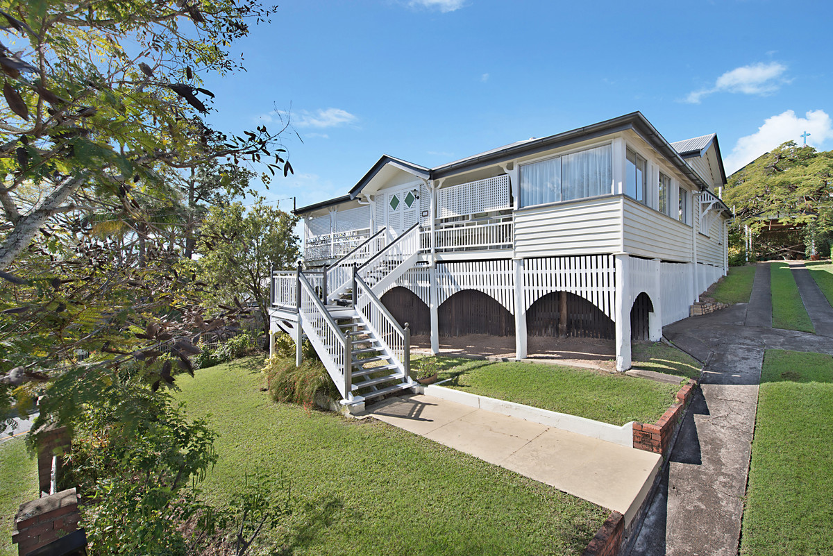 Historic Brisbane Home Built As A Wedding Gift For Sale