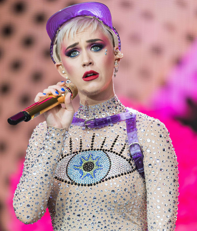 Katy Perry Under Fire for Telling Her Teacup Poodle to Chase Koalas