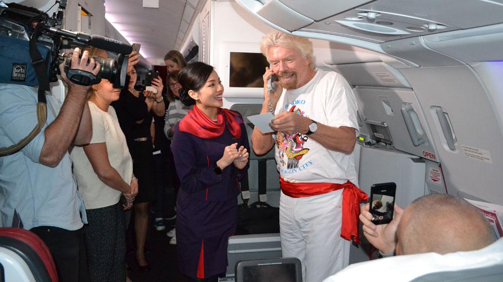 Virgin eyeing new destinations in Asia after Melbourne-Hong Kong flight
