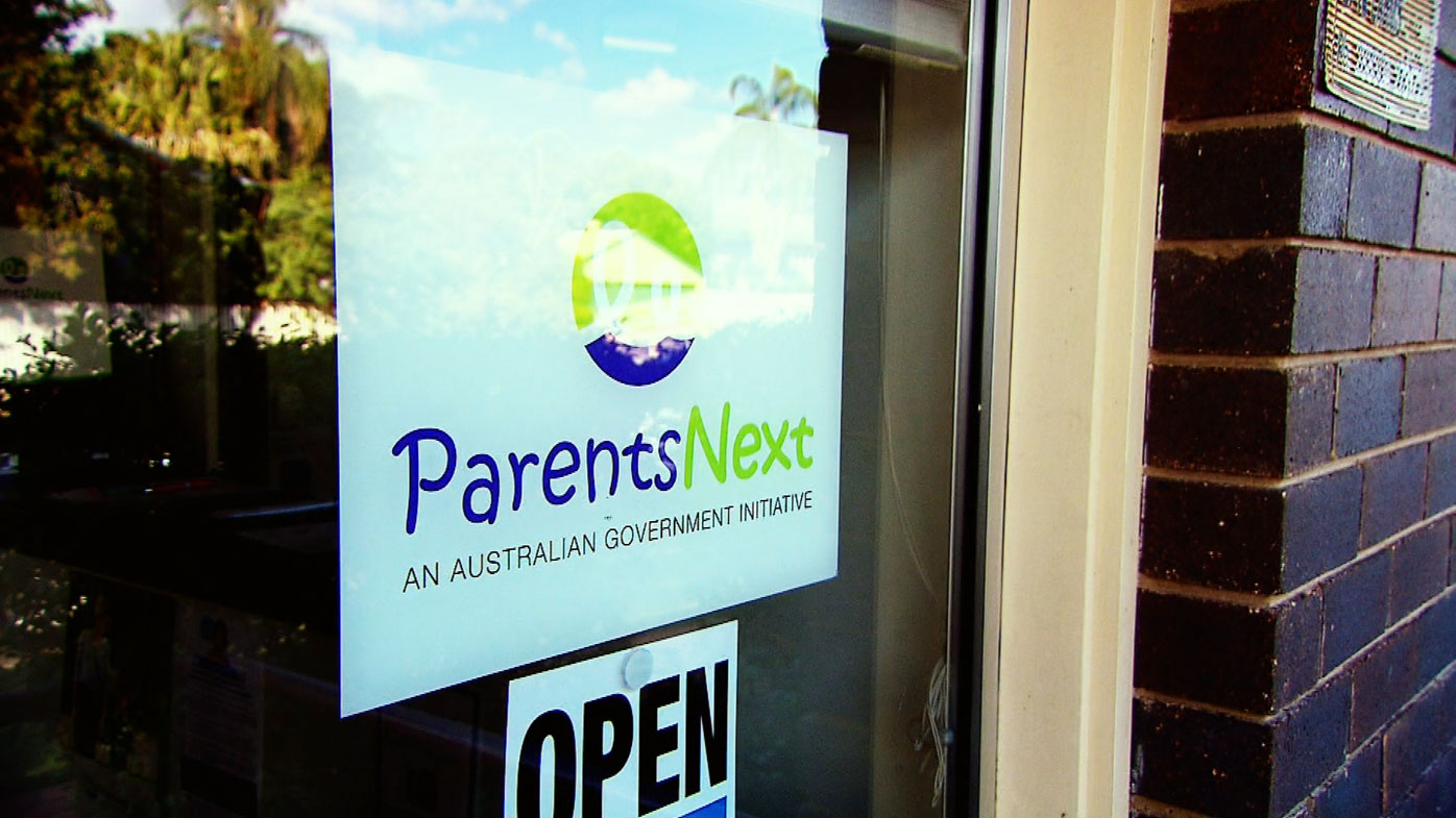 The Parents Next program provides training and other resources.
