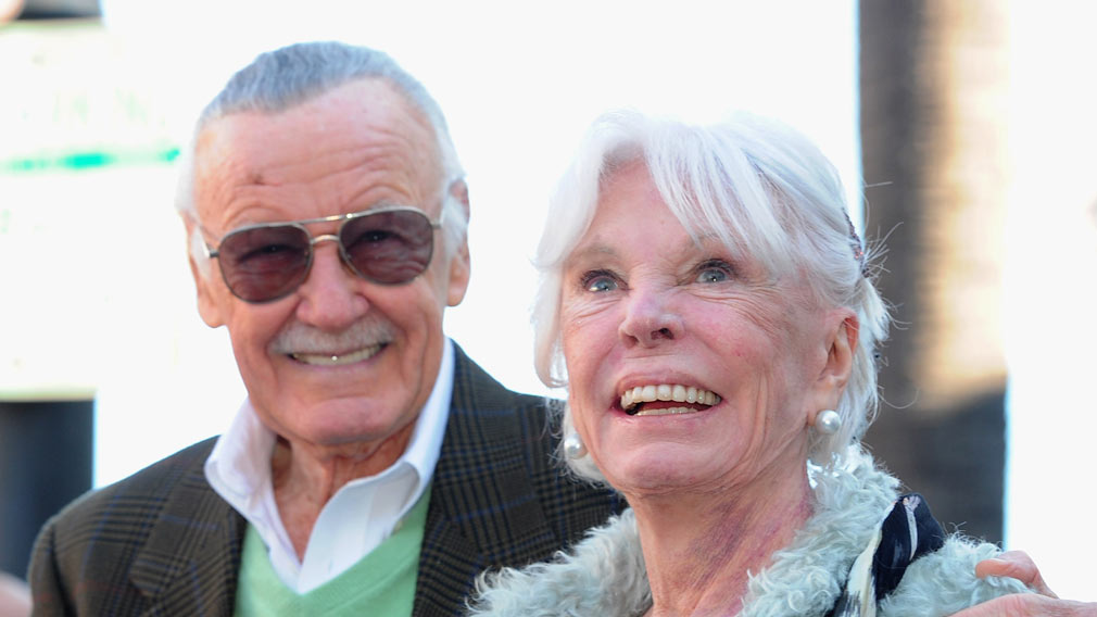Wife of Marvel Comics giant Stan Lee dies aged 93