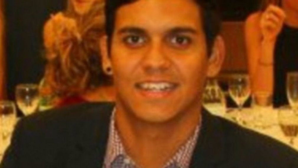 University student Joshua Hardy was fatally attacked outside a McDonald's on St Kilda Road.