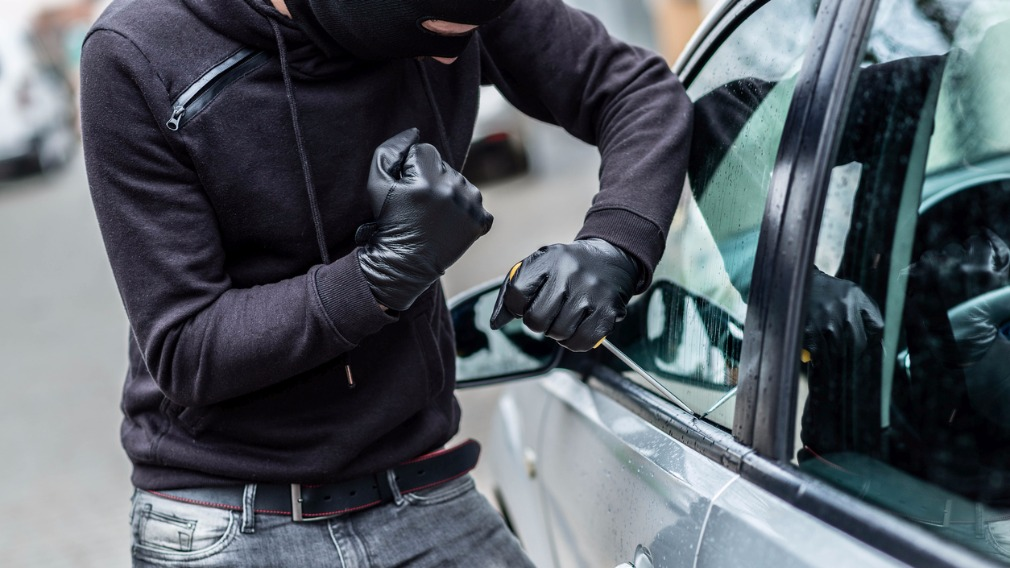 Car theft is also on the rise. (iStock)