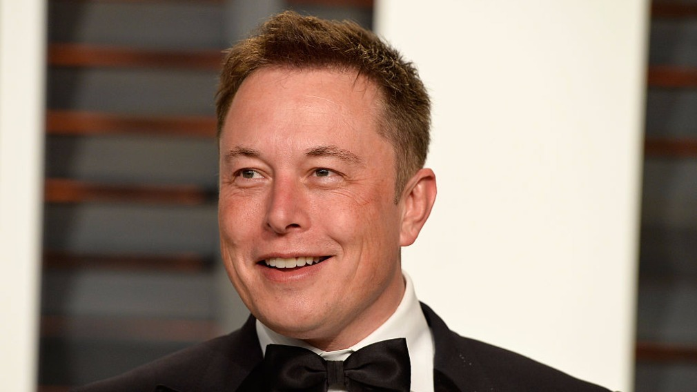 Musk has been compared to fictional Iron Man character, Tony Stark. (Getty)