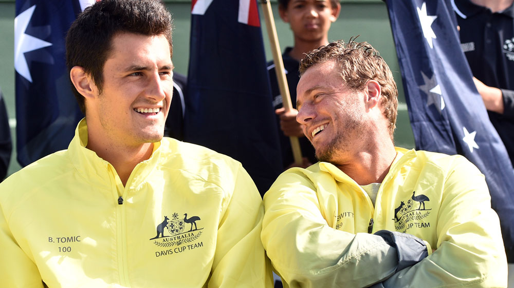 Hewitt staying out of Tomic firestorm