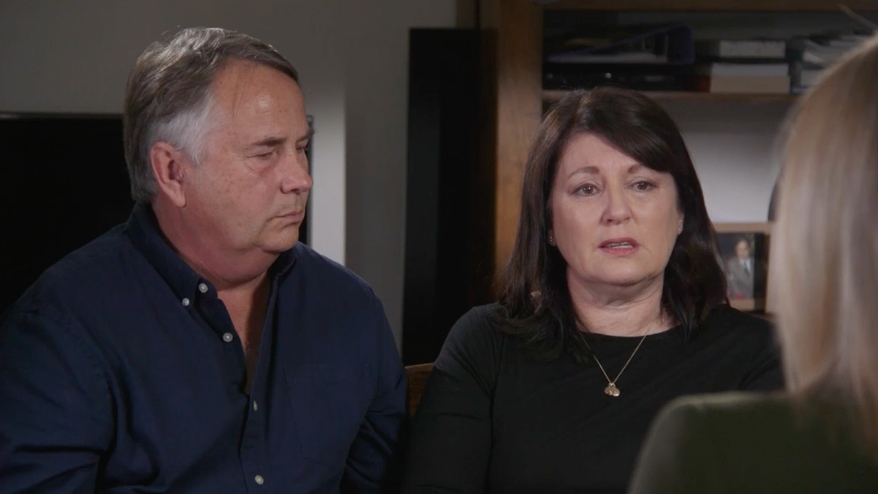 Ralph and Kathy Kelly reveal their unbearable story. (60 Minutes)