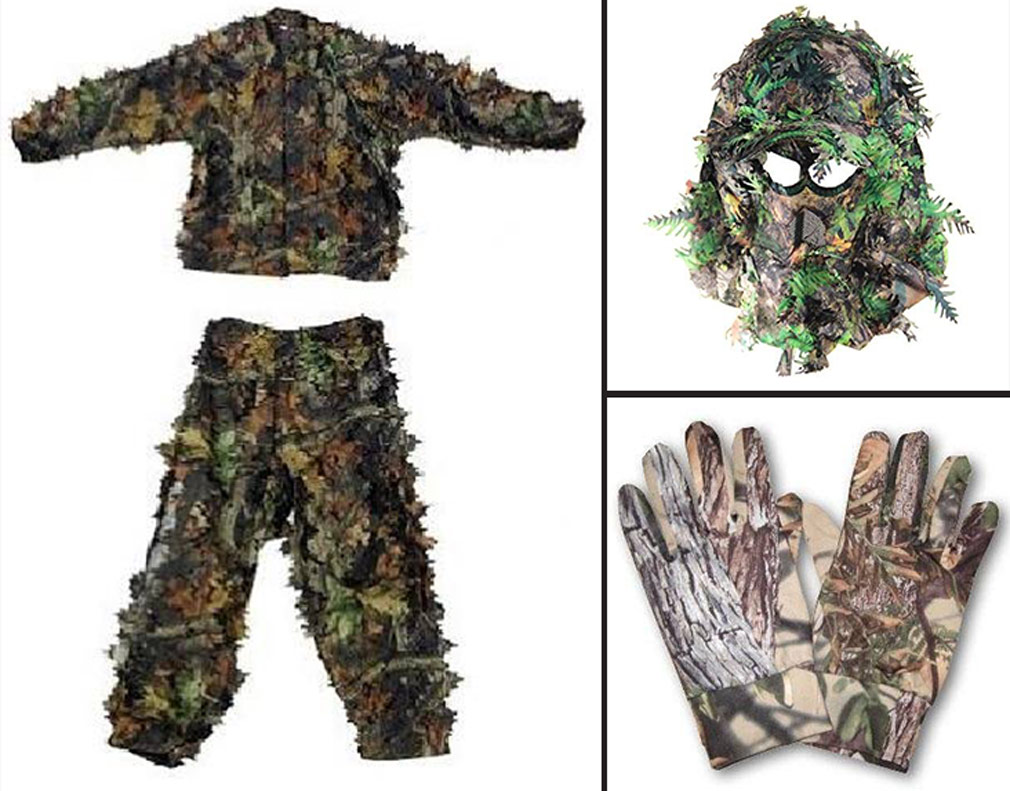 Police have released images of items they believe the attacker was wearing at the time. (Facebook/NSW Police Force)