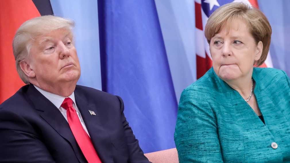 Stormy G20 ends with opt-outs for Trump on climate and trade