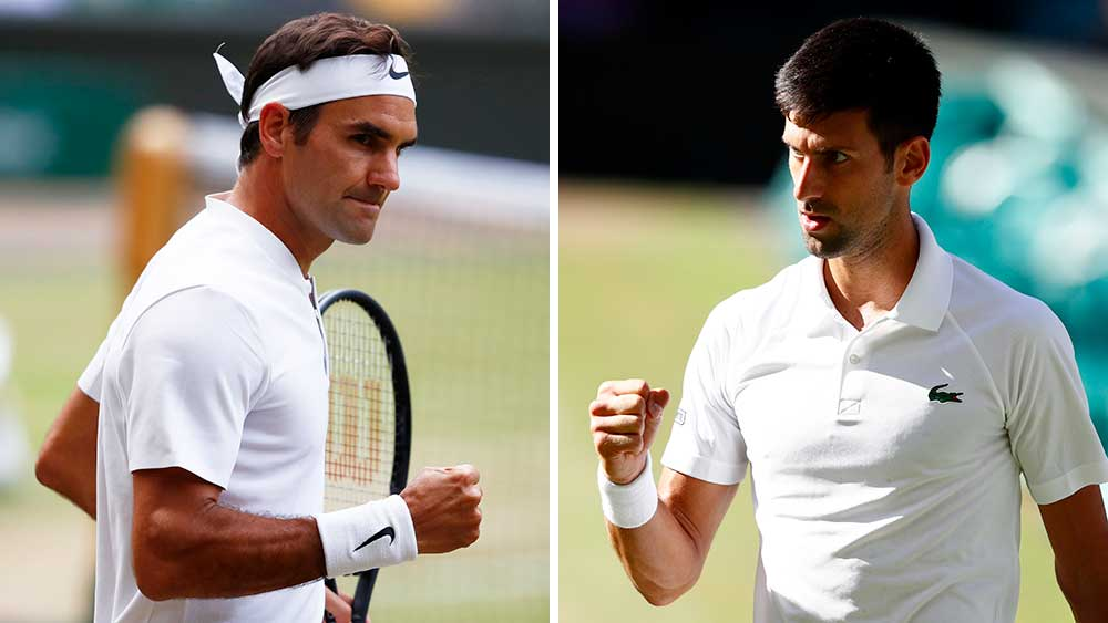Roger Federer passes Serena Williams for most Wimbledon wins