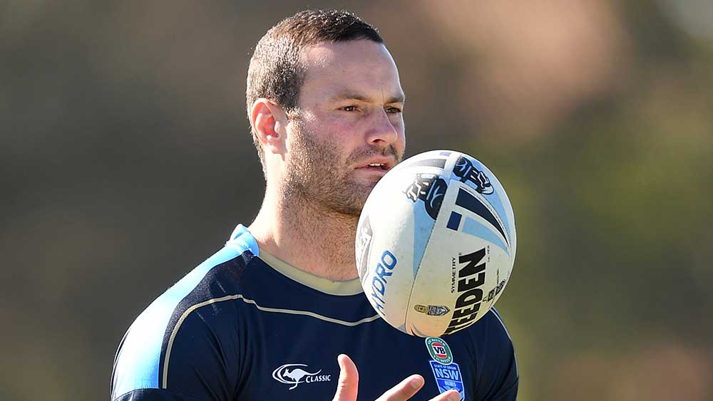 NSW coach ready to make call on skipper Boyd Cordner's fitness