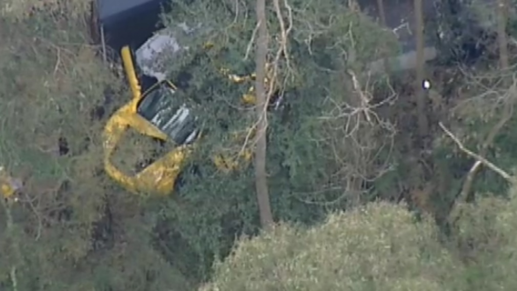 Three other people were also taken to hospital with injuries. (9NEWS)