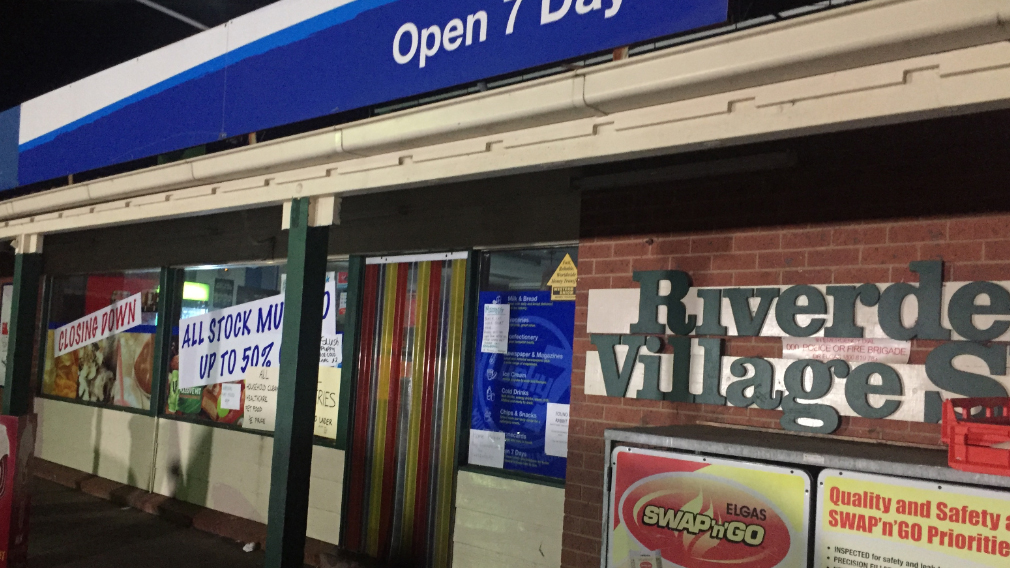 Melbourne milk bar robbed for second time in a month