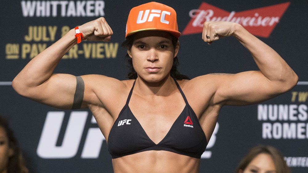 Champion Amanda Nunes reveals sinusitis forced her withdrawal from UFC 213