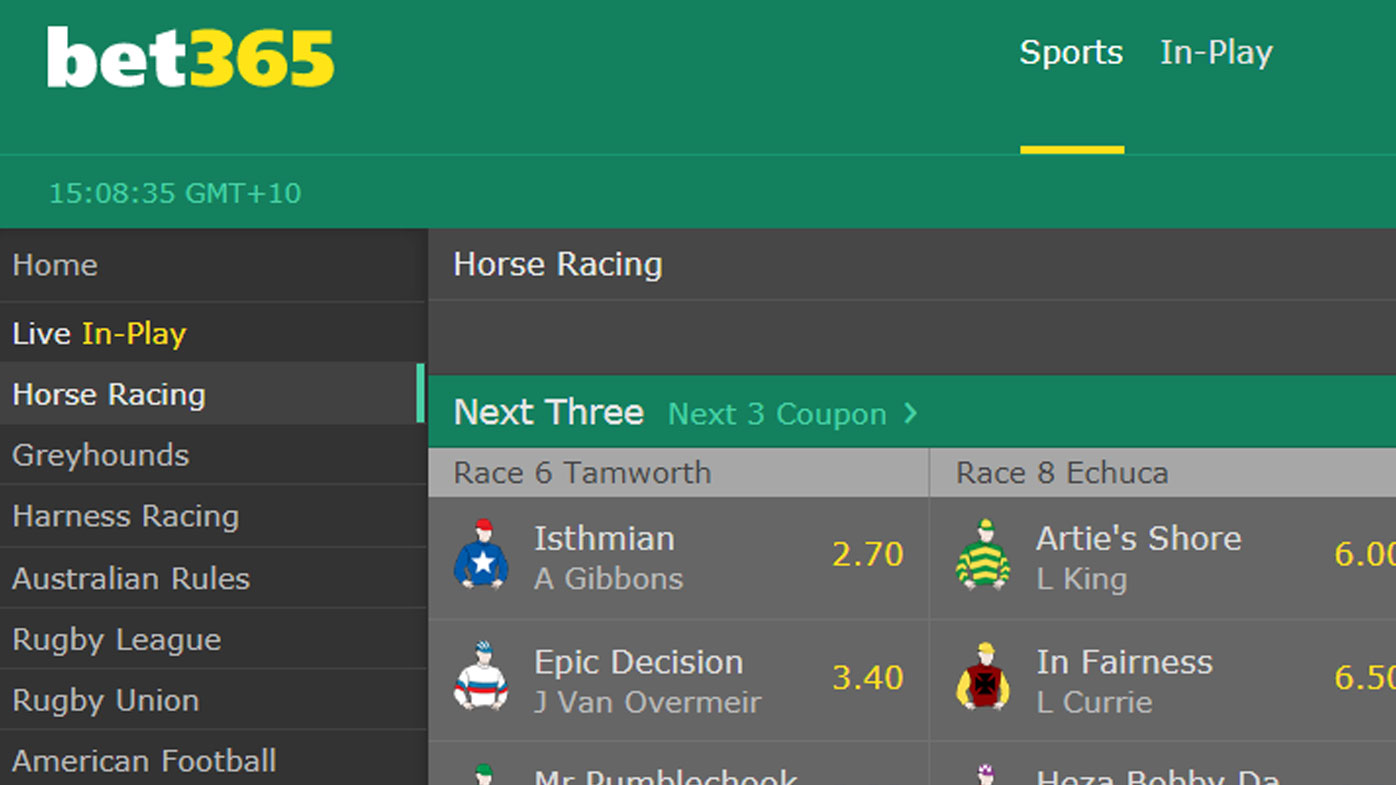 """Bet365 is refusing to pay out more than $1m in winnings, claiming the punter breached its """"no third party"""" rule."""