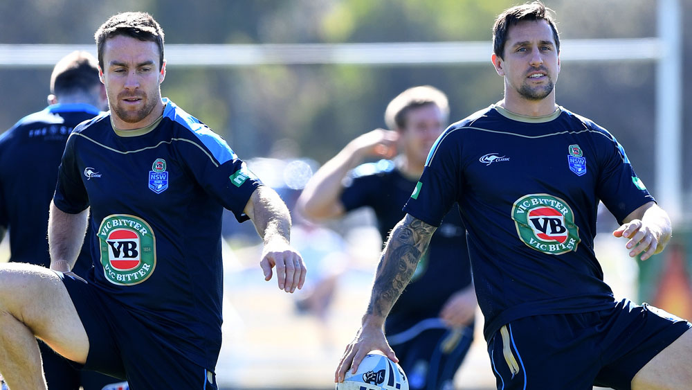 State of Origin: Blues advisor Peter Sterling boldly claims NSW better than Queensland Maroons