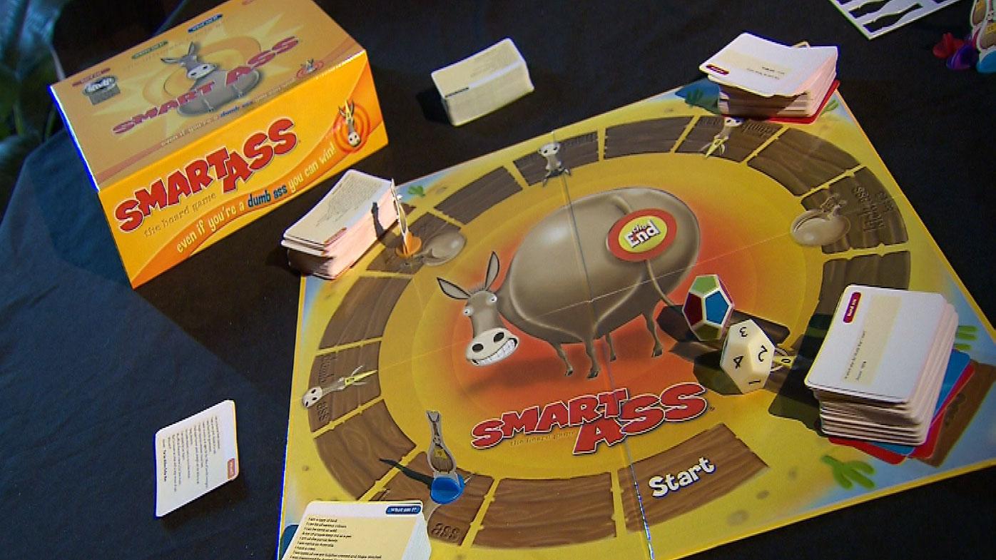 Smart Ass is a game developed by Mr Elliott.