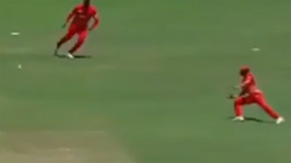 Musakanda catch strikingly smiliar to Steve Smith ODI grab against New Zealand