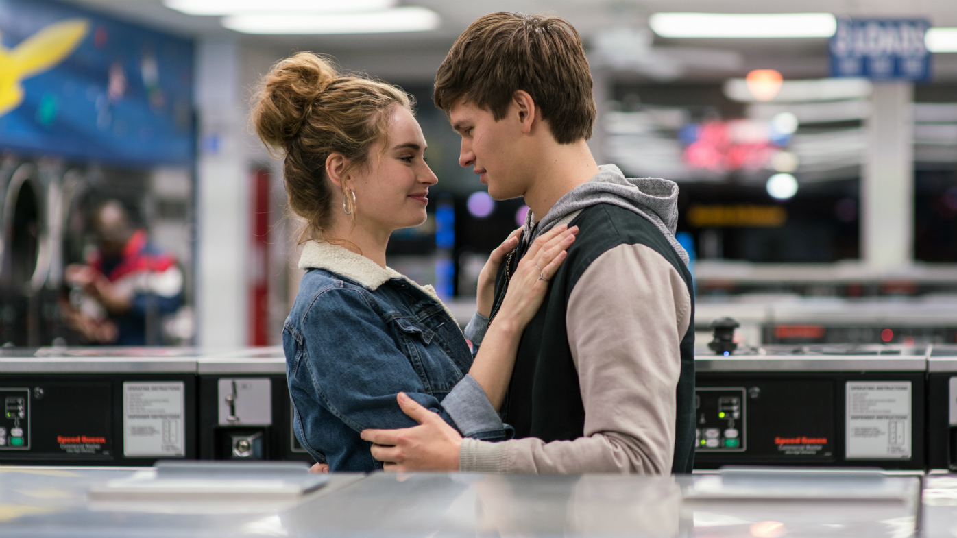 Ansel Elgort & Lily James Premiere 'Baby Driver' in Australia