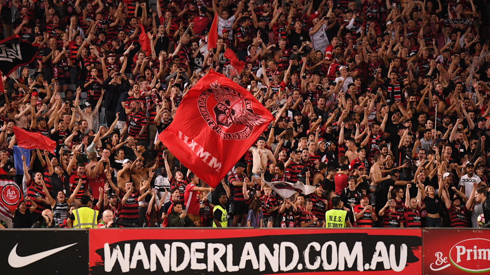 Western Sydney Wanderers fans warned about behaviour leading up to clash EPL giants Arsenal
