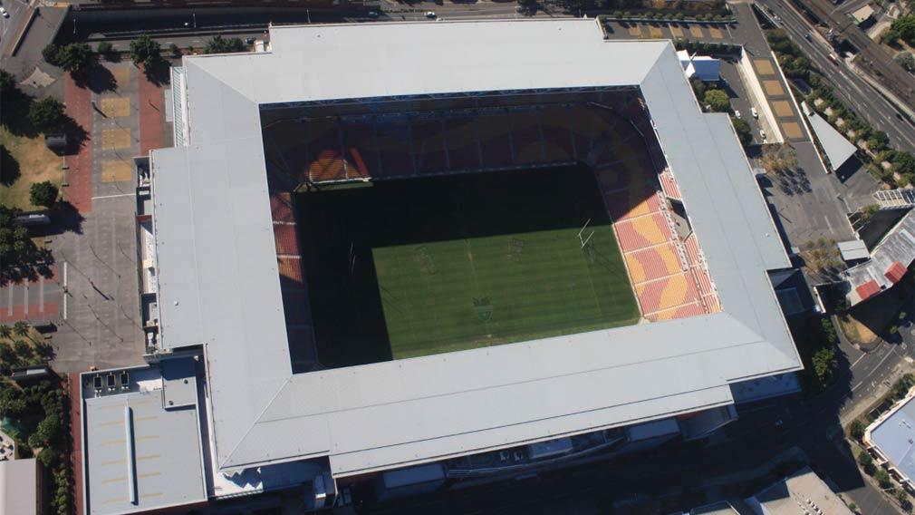 Brisbane's Suncorp Stadium.