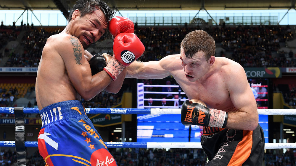 Manny Pacquiao vows to fight on, increases likelihood of Jeff Horn rematch