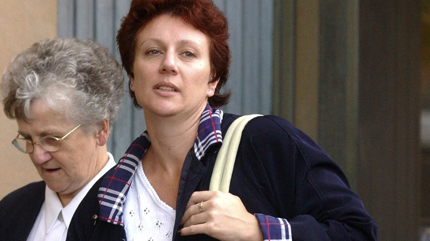 A file photo of Kathleen Folbigg from 2003. (AAP)
