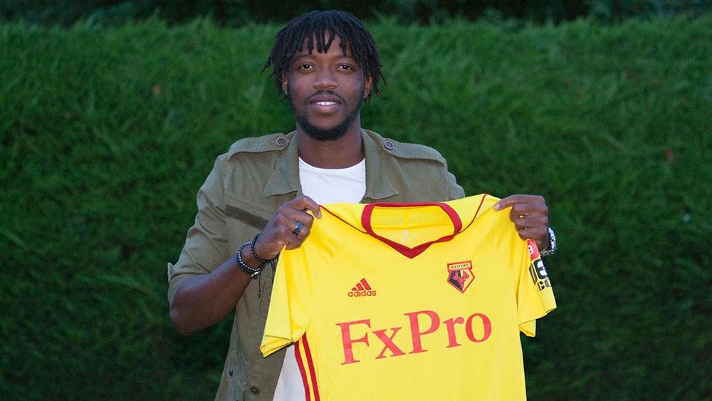 Nathaniel Chalobah signs with Watford
