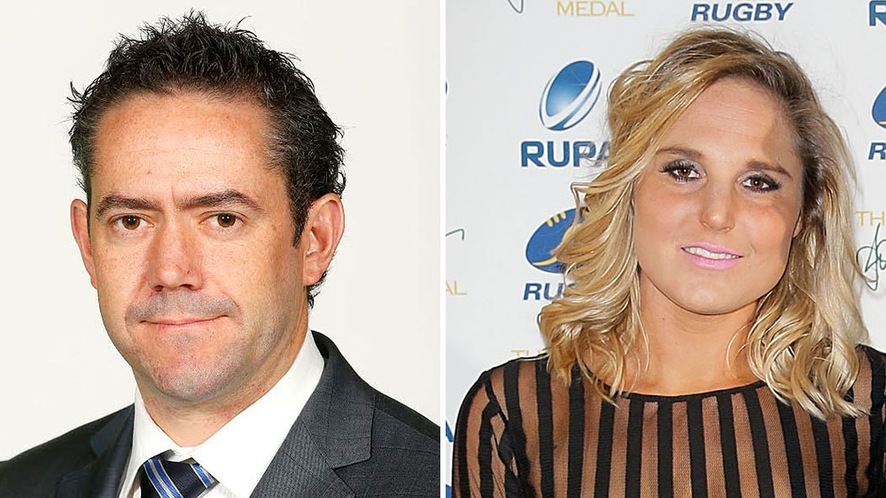 AFL: Sex scandal official Simon Lethlean alleged to have had affair with former Auskick staffer Maddi Blomberg