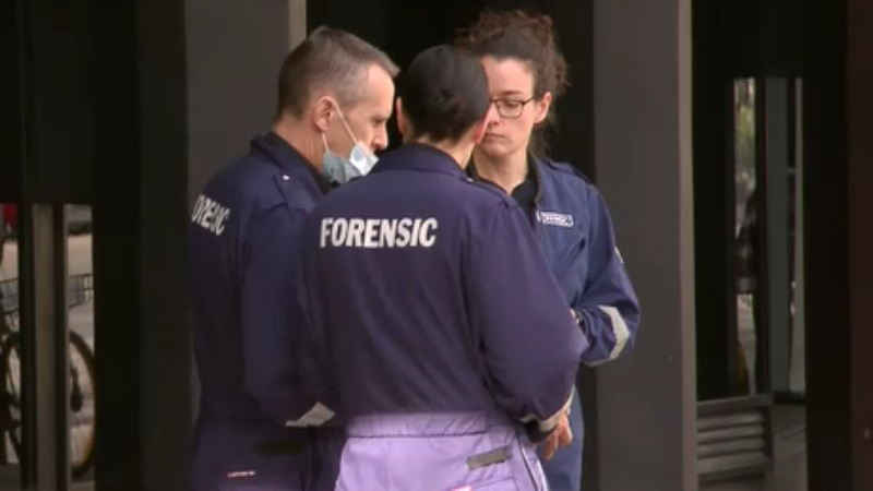 Four men in custody after woman's body found inside Melbourne apartment
