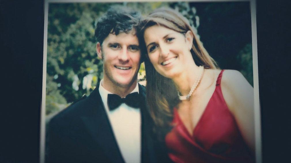Stuart Diver and his late wife Rosanna Cossettini. (60 Minutes)