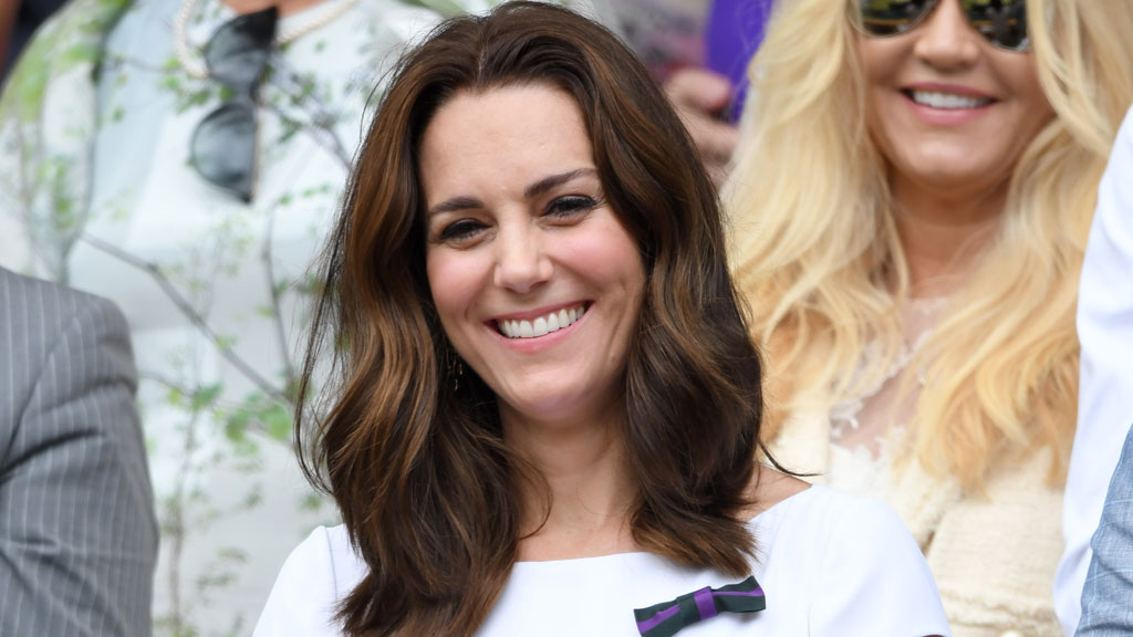 Another Pippa Middleton sighting Friday at Wimbledon