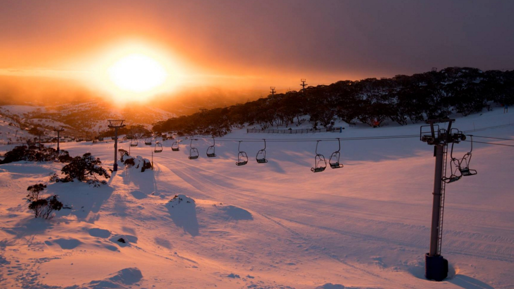 Heavy snow is expected to fall in New South Wales. (Facebook / Perisher)