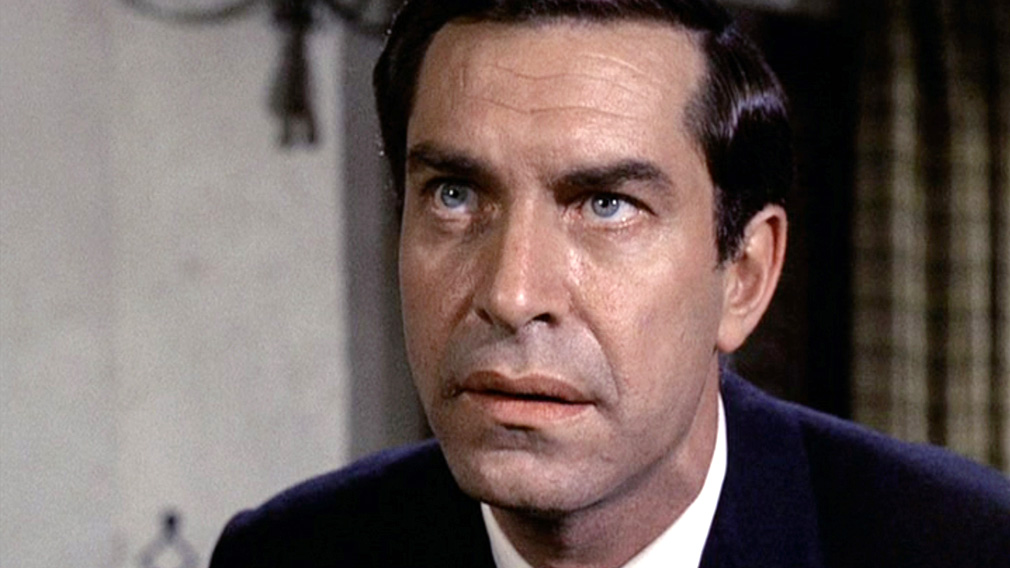 Martin Landau in the Mission Impossible TV series. (Getty Images)