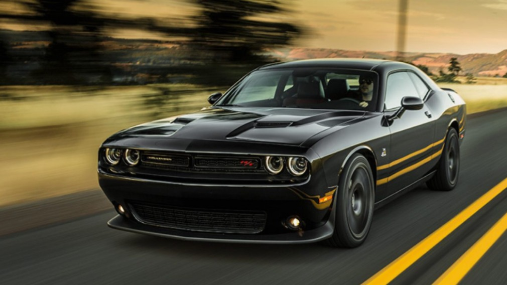 An example of the Dodge Challenger Hellcat. (via Dodge.com)