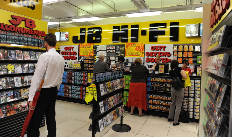 JB Hi-Fi refuses to pass on penalty rate cuts to existing workers