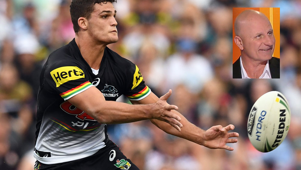 Peter Sterling praises Penrith Panthers halfback Nathan Cleary's NRL form