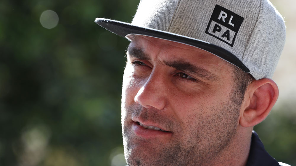 NRL chief executive Todd Greenberg upset by wearing of RLPA hats in lead-up to State of Origin decider